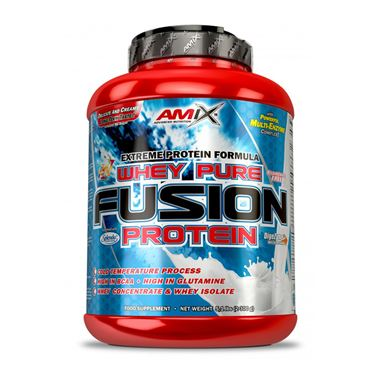 Whey Pure Fusion Protein (2300 gr)