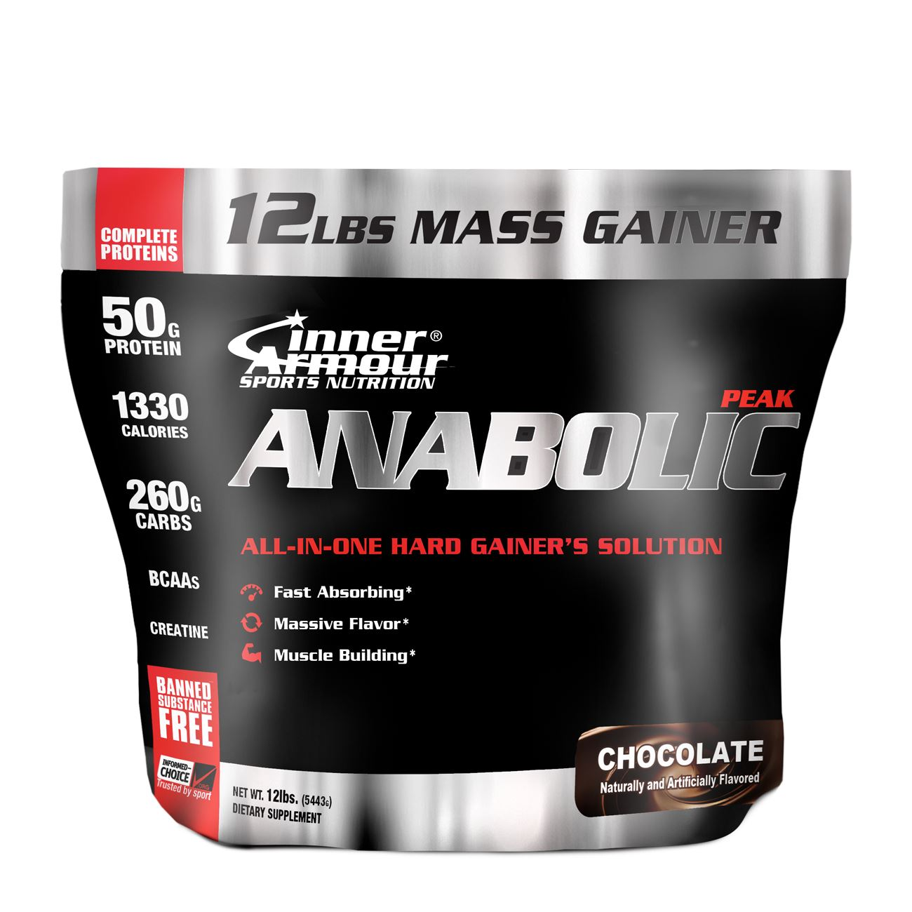 inner armour anabolic peak 15lbs review